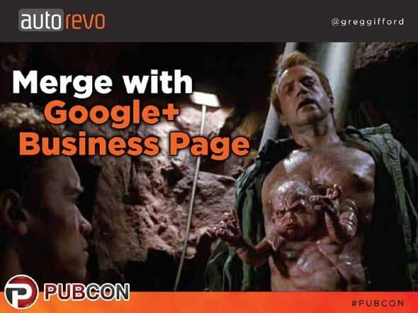 Merge Google+