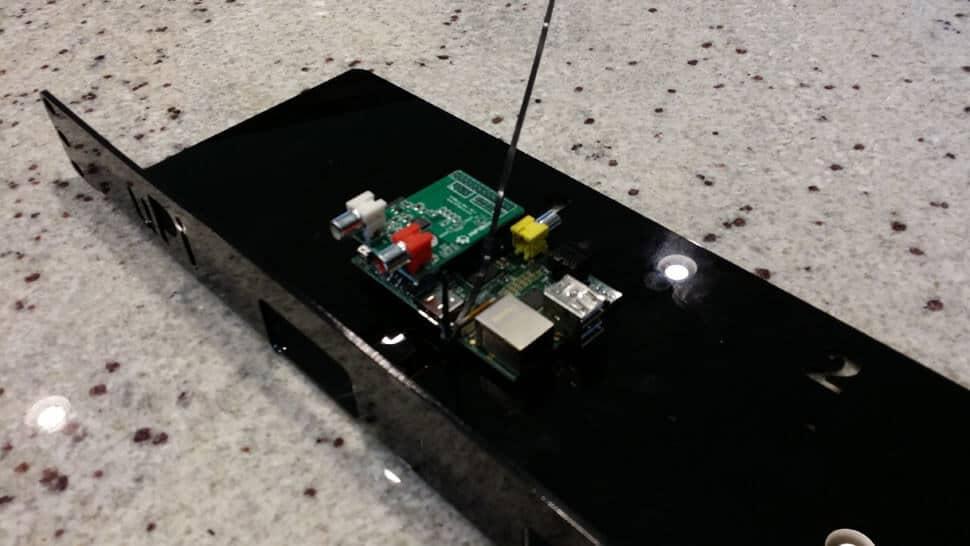 Crappy Raspberry Pi