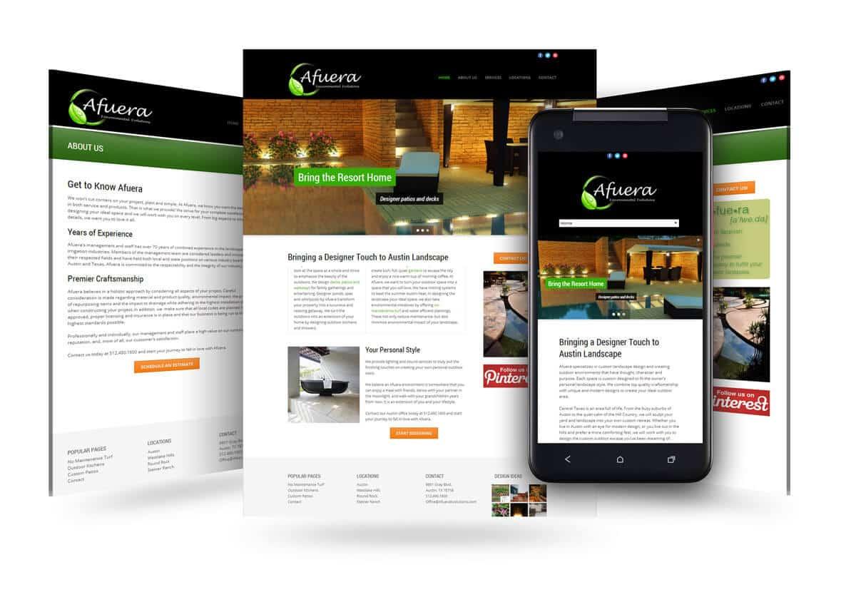 afuera-web-design